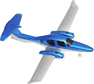 SSBH DIY Assembly Fixed-wing Gliding Flight, Outdoor EPP Anti-fall And Crash-resistant Model Airplane Remote Control Toy, ...