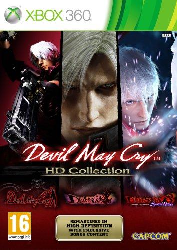 Devil May Cry HD Collection [Edizione: Regno Unito]