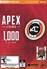 Show 'em what you're made of in Apex Legends, a free-to-play Battle Royale game! Explore a growing roster of powerful Legends, each with their own unique personality, strengths, and abilities. Purchase Apex Coins to customize your character. Use Apex...