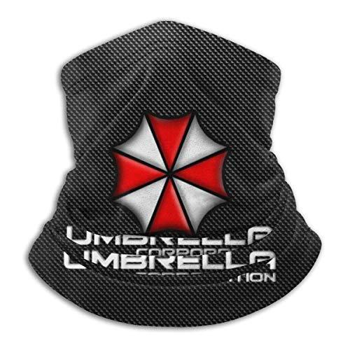 Etryrt Mundschutz Fashion Resident Evil Umbrella Corporation für diejenigen, die Unisex Winddichte Draussen Polyester Schal Bandana für Männer Frauen rocken wollen