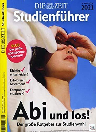 """ZEIT Studienführer 1/2021 \""""Abi und los?\"""""""