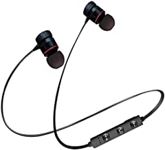SBA999 SBA - BMB - Z014 Light | Weight Magnetic | Bluetooth/Headset Earphone & Calling Function Support for All Smartphone (Assorted Colour) (B)