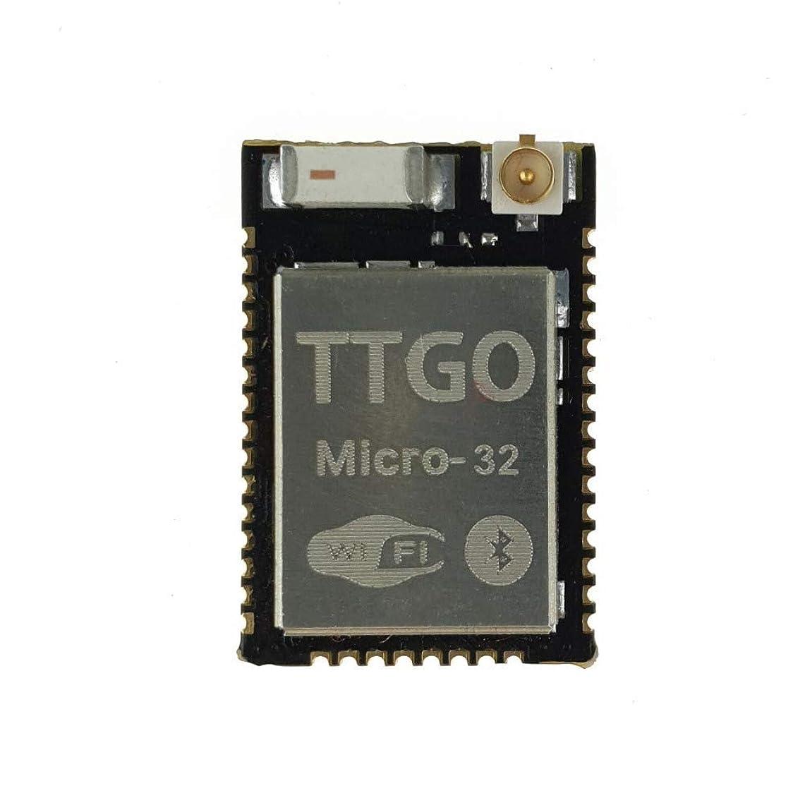 虐殺ユーモラスミニTTGO Micro-32 V2.0 WiFi ワイヤレス Bluetooth モジュール ESP32 PICO-D4 IPEX ESP-32
