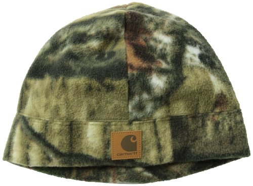 Carhartt Men's Workcamo Fleece Hat,Mossy...