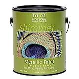 Modern Masters ME246GAL Collection Metallic Paint, Gallon, Satin Rose