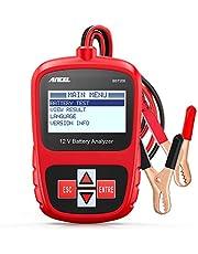 ANCEL BST200 Probador de Carga de Batería de Coche 12V 100-1100 CCA Herramienta de Prueba de Células Defectuosas Automotrices Analizador Digital