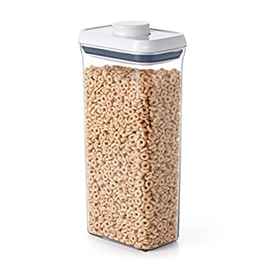 OXO Good Grips POP Container – Airtight Food Storage – 3.4 Qt for Cereal and More