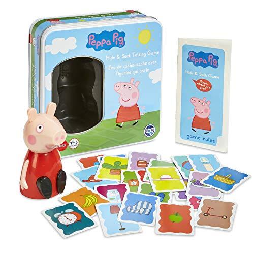 Peppa Pig Hide & Seek Game