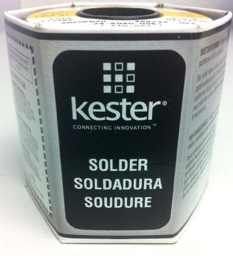 Kester Solder24-6040-0061 Solder Wire, 60/40 Sn/Pb, 190Ã'°C, 453.592G