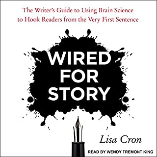 Wired for Story audiobook cover art