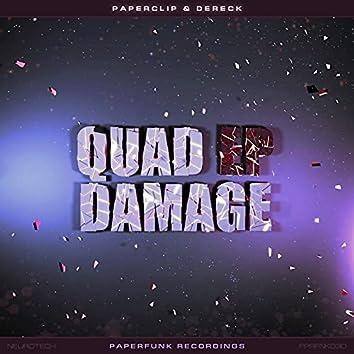 Quad Damage EP (EP)