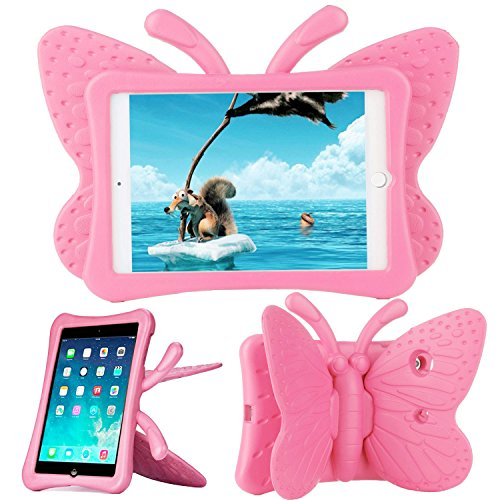 Xboun Butterfly Series EVA Shock Proof Protective Case for Apple
