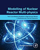 Modelling of Nuclear Reactor Multi-physics: From Local Balance Equations to Macroscopic Models in Neutronics and Thermal-Hydraulics