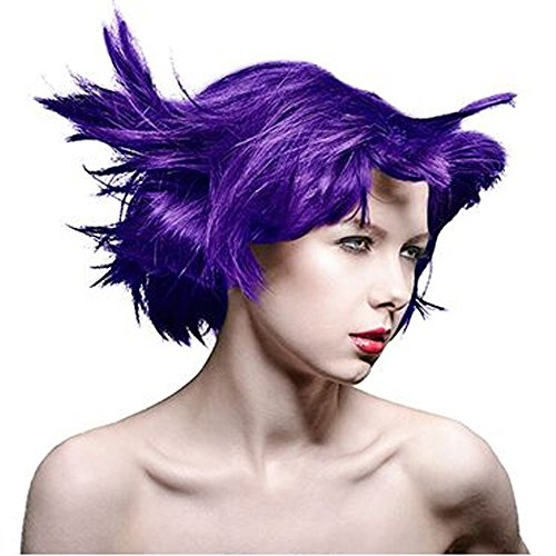 2 x Manic Panic High Voltage Classic Cream Formula Hair Color Ultra Violet 118ml