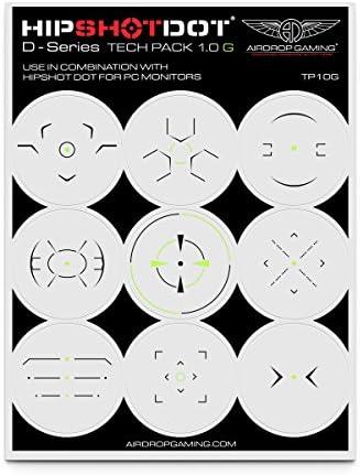 HipShotDot D Series Tech Pack 1 0 Green product image