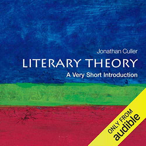 Literary Theory cover art