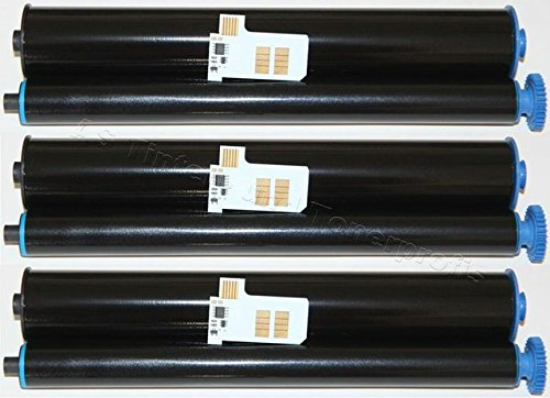 3x Kompatible Faxrolle für Philips Magic-5 Inkfilm PFA-351