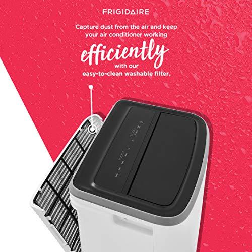 Frigidaire FHPC102AB1 10,000 BTU Portable Room Air Conditioner
