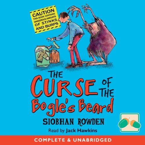 The Curse of the Bogle's Beard audiobook cover art