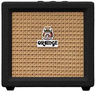 Orange Crush Mini 3-Watt Micro Amp - Black