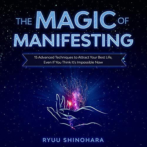 The Magic of Manifesting cover art