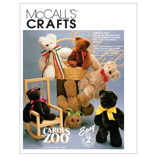 McCall Pattern Company Schnittmuster