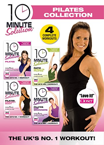 10 Minute Solution - The Pilates Collection [DVD] [Reino Unido]