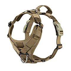 [Greater range of mobility]:This harness was made of Thicker Nylon Webbing Strap and Climbing rated hardware,Simply and Heavy duty,design offers a greater range of mobility and not hot in summer hot climate [Ultimate Strength and Durability]: Climbin...