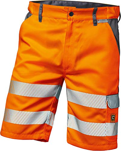 Warnschutz Shorts Elysee® (54, fluoreszierend orange)