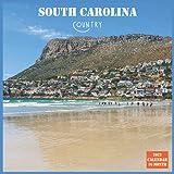South Carolina Country Calendar 2022: Official South Carolina State Calendar 2022, 16 Month Calendar 2022
