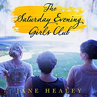 The Saturday Evening Girls Club audiobook cover art