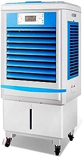 BD.Y Ventilador de Aire Acondicionado Gran Volumen de Aire, Tanque de Agua de Gran Capacidad Ventilador de Aire frío de Alta Potencia de Ahorro de energía, refrigeración Industrial Ver