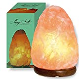 Lampe de sel de l'Himalaya MAGIC SALT LIGHTING FOR YOUR SOUL® (2 Kg.)