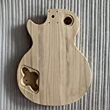 Immagine 1 guitar body handcrafted candlenut wood