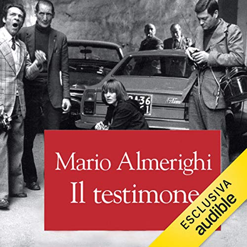 Il testimone cover art