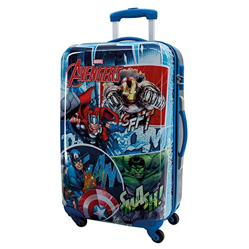 Trolley Abs 67cm.4r. Avengers