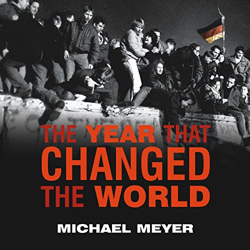 The Year That Changed the World audiobook cover art