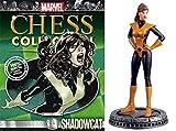 Eaglemoss Marvel Chess Figurine Collection Nº 61 Shadowcat