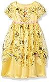 Disney Girls' Toddler Princess Fantasy Gown,...