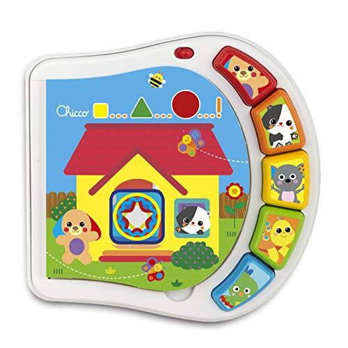 Chicco 00009779000000 - Casa de cachorros, multicolor