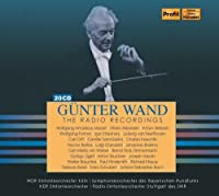 Gunter Wand   The Radio Recordings [Profil: PH13038] by WDR Symphony Orchestra (2013-12-09)