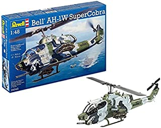 Revell Bell Ah-1w Supercobra Helicopter Model