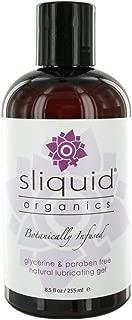 Sliquid Organics Natural Lubricating Gel, 8.5 Ounce