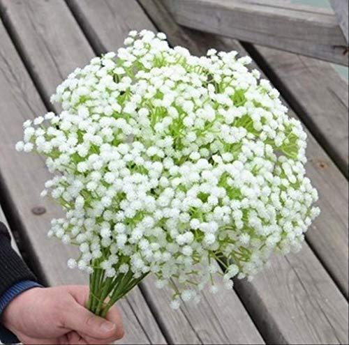 whc0815 Fake Flower Realistic Plant Art Decoration Adecuado para Cualquier ocasion Arreglo Floral de Ebay Longitud Total 133cm Longitud Total de Flores de plastico 70cm