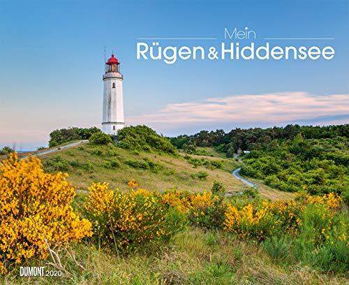 Mein Rügen & Hiddensee 2020 – Wandkalender 52 x 42,5 cm – Spiralbindung