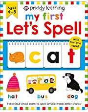 Priddy Learning: My First Let's Spell: 1