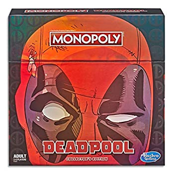 Best deadpool monopoly Reviews