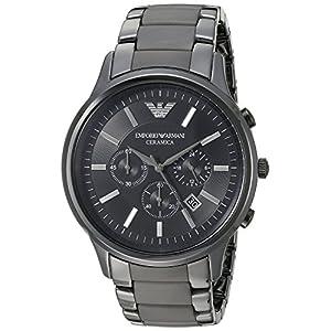 [エンポリオ アルマーニ]EMPORIO ARMANI CERAMICA クロノグラフ 腕時計 AR1451 [並行輸入品]