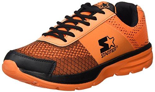 STARTER-Sneaker Amazonas Orange Taille 39