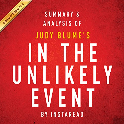 In the Unlikely Event by Judy Blume cover art